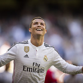 """Scanpix""/AP nuotr./Cristiano Ronaldo"