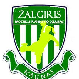 """Kauno moterų rankinio komandos """"Žalgiris"""" logotipas"""