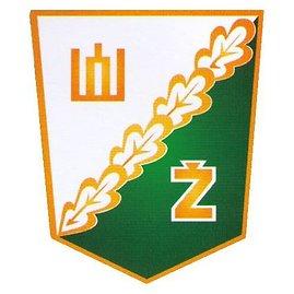 """Lietuvos sporto draugijos """"Žalgiris"""" logotipas"""