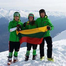 LTOK/Kalnų slidininkai švenčia Nepriklausomybės atkūrimo dieną