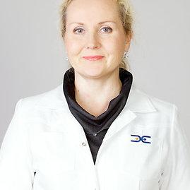 Gastroenterologė Dalia Gruslienė /  Medicinos diagnostikos ir gydymo centro nuotr.
