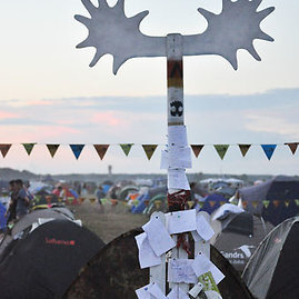 "Festivalio ""Positivus 2014"" akimirkos / Pauliaus Krampo nuotr."