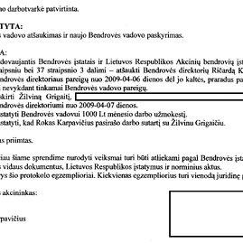 2009 m. Žilvinas Grigaitis pasirašė darbo sutartį su R.Karpavičiumi
