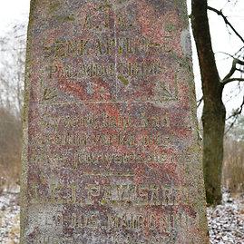 KPD nuotr./Tytuvėnų senkapiai, kuriuos buvo bandoma paversti Pirmojo pasaulinio karo karių kapais