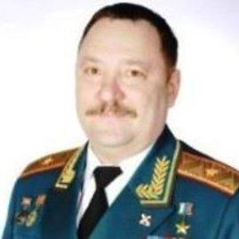 Generolas majoras Romanas Šadrinas