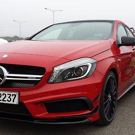 """Mercedes-Benz A 45 AMG"""