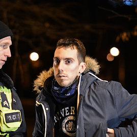 15min / Viktorijos Savickos nuotr./Penktadienio LKTP ir Vilniaus policijos jungtinis reidas