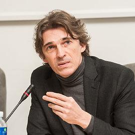 Jono Petronio nuotr./Nicolas Bourriaud
