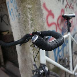Policijos nuotr./Kipriano Spiridonovo dviratis