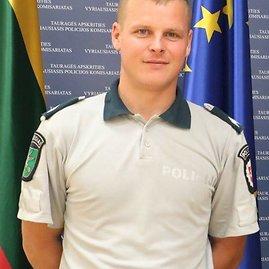 Lietuvos policijos nuotr./Tomas Srugys