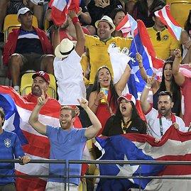 """""""Scanpix"""" nuotr./Monica Puig Puerto Rikui padovanojo pirmą olimpinį auksą"""