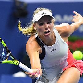 """""""Scanpix"""" nuotr./Angelique Kerber prieš Caroline Wozniacki"""