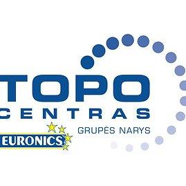 Topo centro logo naujas