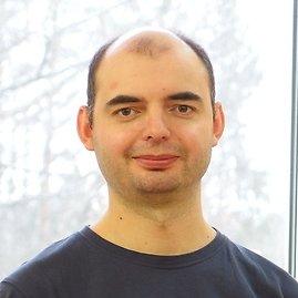 FTMC Bionanotechnologijų laboratorijos mokslininkas-stažuotojas Andrius Garbaras
