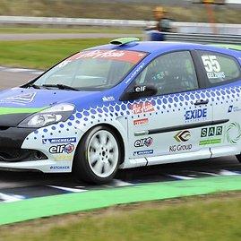 """""""Renault Clio"""" taurės varžybų organizatorių nuotr./Ignas Gelžinis"""