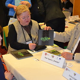 Verslo misijos dalyviai kaliningradiečiams pristatė Lietuvos turizmo naujienas