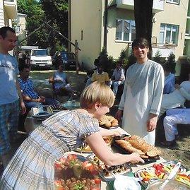 Lietuvos Raudonojo Kryžiaus draugija  Pabėgėlių programa