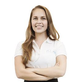Mitybos specialistė Ieva Savicka.