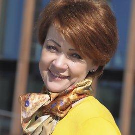 Asmenybės ugdymo trenerė Ilona Tamošiūnienė.
