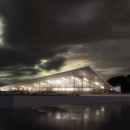 Kauno regiono plėtros agentūra/Kauno kongreso, koncertų ir konferencijų rūmai (vizualizacija)