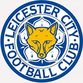 """""""Twitter"""" nuotr./""""Leicester City"""" logotipas"""