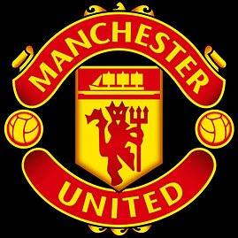 """""""Twitter"""" nuotr./""""Manchester United"""" logotipas"""