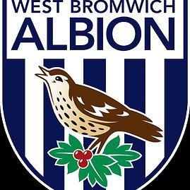 """Twitter"" nuotr./""West Bromwich Albion"" logotipas"