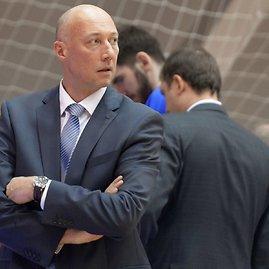 """""""Scanpix"""" nuotr./Sankt Peterburgo """"Zenit"""" treneris V.Karasiovas"""
