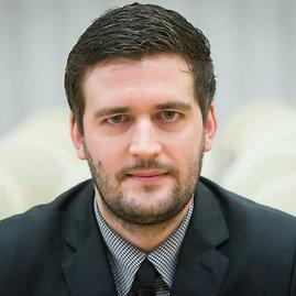 Lietuvos banko nuotr./Lietuvos banko Priežiūros tarnybos Finansinių paslaugų ir rinkų analizės skyriaus vyriausiasis specialistas Audrius Šilgalis