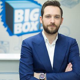 """Bigbox.lt nuotr./Gytis Breikštas, """"Bigbox.lt"""" valdančios UAB """"Electronic Trade"""" vadovas"""