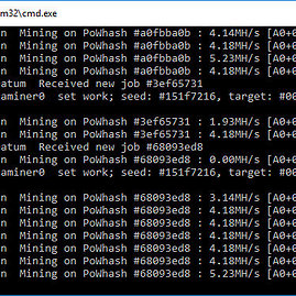 """Crypto Mining Blog nuotr./""""Ethminer"""" programa valiutos kasimui"""