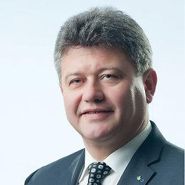 Projekto partnerio nuotr./Remigijus Lapinskas, Pasaulio biomasės asociacijos prezidentas