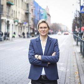 """VšĮ """"Įvairovės ir edukacijos namai"""" nuotr./VšĮ """"Įvairovės ir edukacijos namai"""" direktorė, edukologė Vilma Gabrieliūtė"""