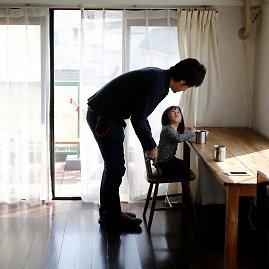 """""""Reuters""""/""""Scanpix"""" nuotr./Minimalistinis japonų namų interjeras atspindi gyvenimo požiūrį – neturėti daugiau nei reikia"""