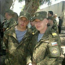 Twitter.com nuotr./Rusijos kariai Sirijoje