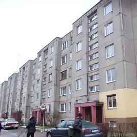 muge.eu nuotr./Namas Kėdainiuose, Mindaugo g. 12, kur buvo sumuštas vaikas