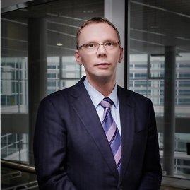 Asmeninio archyvo nuotr./Olaf Martens, Vilniaus oro uosto direktorius
