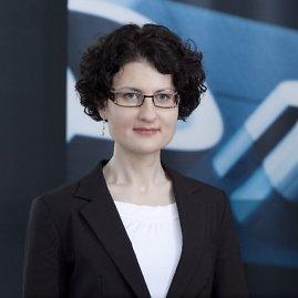 """Danske"" nuotr./""Danske"" banko Finansų rinkų departamento direktorė Giedrė Gečiauskienė"