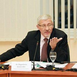 Europos komisijos atstovybės Lietuvoje nuotr./Profesorius Boguslavas Gruževskis
