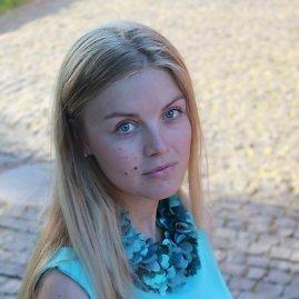 Asmeninio albumo nuotr./Skaitytoja Gerda Aleksandravičiūtė