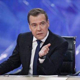 "AFP/""Scanpix"" nuotr./Dmitrijus Medvedevas"