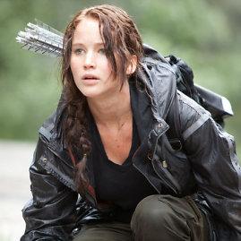 """Kadras iš filmo/Jennifer Lawrence filme """"Bado žaidynės"""""""