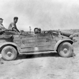 """Wikipedia.org nuotr./""""Volkswagen Kübelwagen"""""""