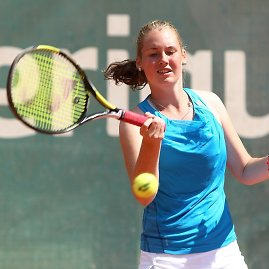 Vilniaus teniso akademijos nuotr./Paulina Bakaitė