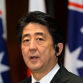 """AFP/""""Scanpix"""" nuotr./Shinzo Abe"""