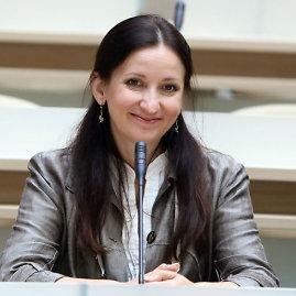 Eriko Ovčarenko/15min.lt nuotr./Oksana Grygorieva