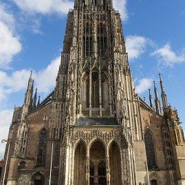 123rf.com nuotr./Ulmo katedra