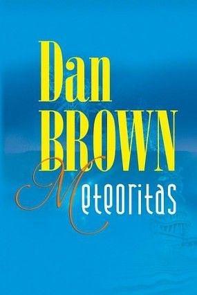 """Knygos viršelis/Knyga """"Meteoritas"""""""