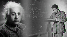 Nepaprasta A.Einšteino asmenybė: nuo vedybų su pussesere iki galimybės tapti Izraelio prezidentu