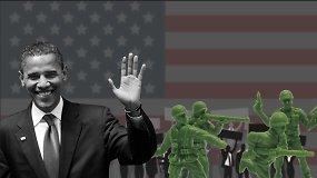 Aštuoneri Baracko Obamos metai: kaip jis pakeitė Ameriką?